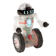 Wowwee™ Coder MIP™ Programmable Balancing Robot, White/Red (866)