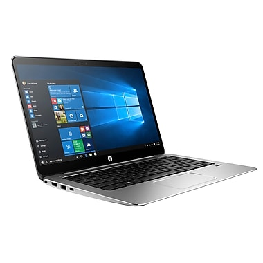 HP-Portatif EliteBook 1030 G1 W0T08UT#ABA, écran tactile 13,3 po, 1,1GHz Intel Core m5-6Y57, 256Go SSD, 16 Go, Windows10 Pro