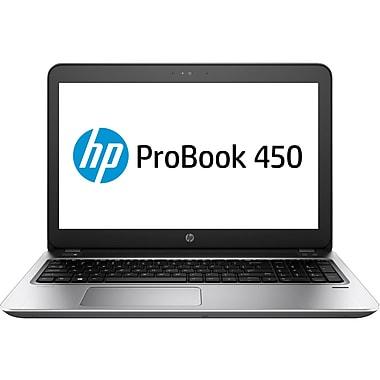 HP – Portatif ProBook 450 G4 Y9F95UT#ABA, Intel Core i5-7200U à 2,50 GHz, dd 256 Go, DDR4 8 Go, Win 10 Pro