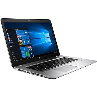 HP – Portatif ProBook 470 G4 Z1Z74UT#ABA, 17,3 po, Intel Core i5-7200U à 2,50 GHz, dd 500 Go, DDR4 8 Go, Win 10 Pro