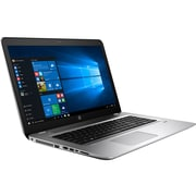 "HP ProBook 470 G4 Z1Z74UT#ABA 17.3"" Notebook, 2.50 GHz Intel Core i5-7200U, 500 GB HDD, 8 GB DDR4, Windows 10 Professional"