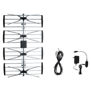 Electronic Master Outdoor TV antenna with booster (ANT2092)