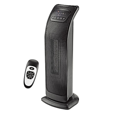 Ecohouzng 23 in. Oscillating Tower Ceramic Heater (ECH3013)