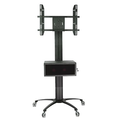 TygerClaw LCD Public Mobile Cart With 360 deg Rotation (LCD8503)