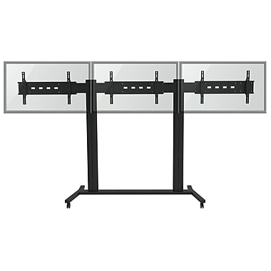 TygerClaw 3 TV Mobile Stand (LVW8603)
