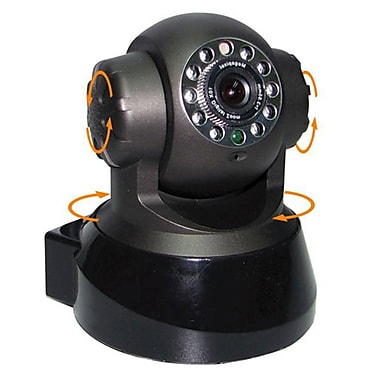 SeqCam SEQ5301 Wired Indoor Only Dome Camera 460 TVL