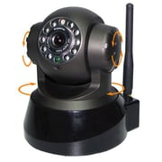 SeqCam SEQ5301W Wired IP Indoor/Outdoor Camera 460 TVL
