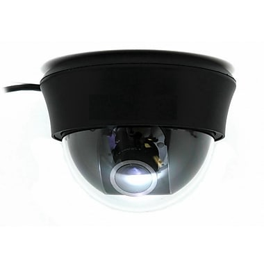 SeqCam SEQ6101 Wired Indoor/Outdoor Dome Camera 520 TVL