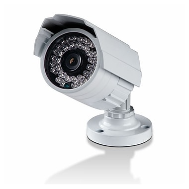SeqCam SEQ6201 Wired Indoor/Outdoor Bullet Camera 540 TVL