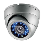 SeqCam SEQ7103 Wired Indoor/Outdoor Dome Camera 520 TVL