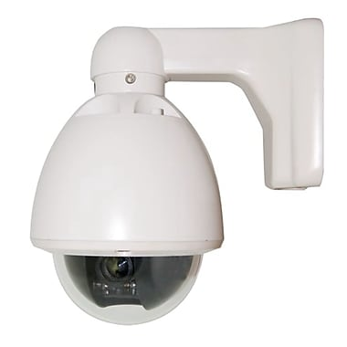 SeqCam SEQ7502 Wired Indoor/Outdoor Dome Camera 700 TVL