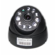 SeqCam SEQCM405CH Wired Indoor/Outdoor Dome Camera 420 TVL