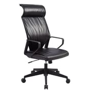 TygerClaw Modern Executive High Back Office Chair with Headrest (ECJ5201)