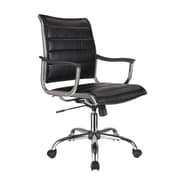 TygerClaw Modern Professional Mid Back Office Chair (ECJ5202)