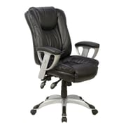 TygerClaw High Back Leather Office Chair (TYFC2207)