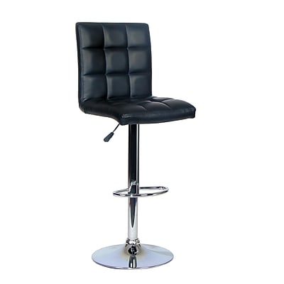 TygerClaw Bar Stool with Back support (TYFC3101)