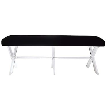 New Pacific Direct Harlow Upholstered Bedroom Bench