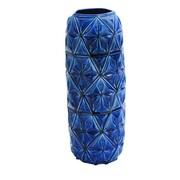 Cole & Grey Table Vase; 18'' H x 7'' W x 7'' D