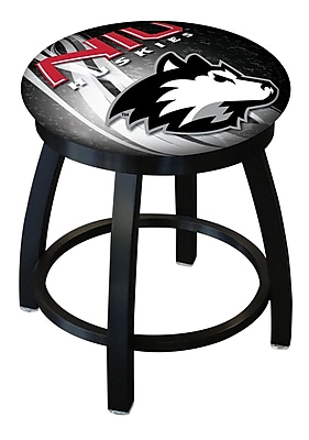 Holland Bar Stool NCAA Swivel Bar Stool; Northern Illinois Huskies WYF078279775272