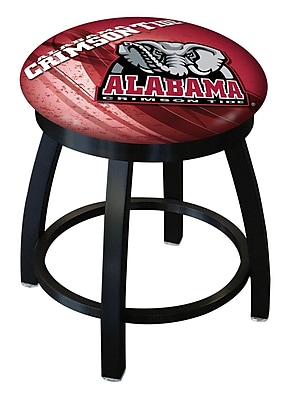 Holland Bar Stool NCAA Swivel Bar Stool; Alabama Crimson Tide WYF078279775276