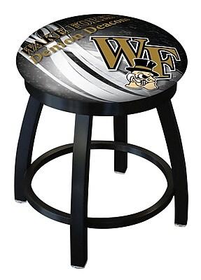 Holland Bar Stool NCAA Swivel Bar Stool; Wake Forest Demon Deacons WYF078279775288
