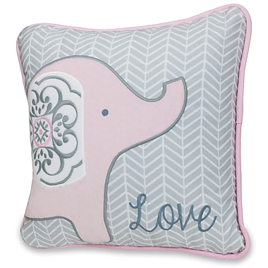 Wendy Bellissimo Elodie Throw Pillow