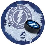 Holland Bar Stool NHL Swivel Bar Stool; Tampa Bay Lightning