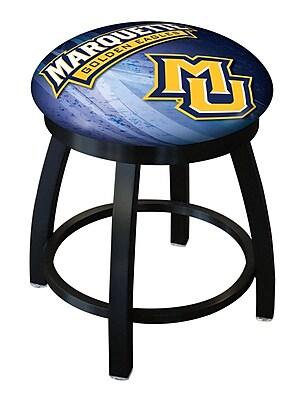 Holland Bar Stool NCAA Swivel Bar Stool; Marquette Golden Eagles