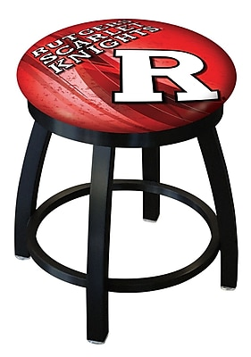 Holland Bar Stool NCAA Swivel Bar Stool; Rutgers Scarlet Knights WYF078279775179
