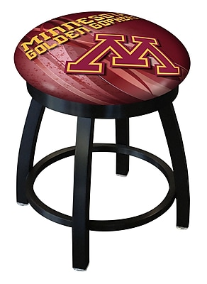 Holland Bar Stool NCAA Swivel Bar Stool; Minnesota Golden Gophers WYF078279775191