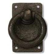 Coastal Bronze Ring Turn on Pull Plate