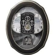 Rhythm Joyful Homestead II Wall Clock