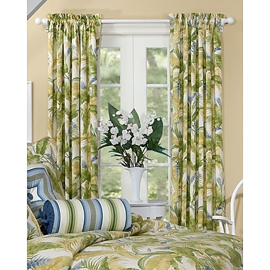 Thomasville At Home Cayman Curtain Panels (Set of 2)