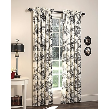 Thomasville At Home Bouvier Curtain Panels (Set of 2)