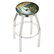Holland Bar Stool NCAA 30'' Swivel Bar Stool w/ Cushion; Vermont Catamounts