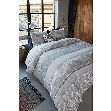 Brunelli Winter 3 Piece Duvet Cover Set; King
