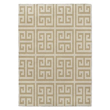 Ebern Designs Ginger Brown Area Rug; 8' x 10'
