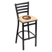 Holland Bar Stool Indian Motorcycle Bar Stool w/ Cushion