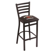 Holland Bar Stool Jim Beam Bar Stool w/ Cushion