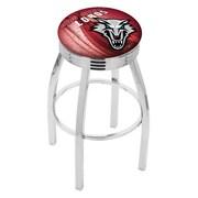 Holland Bar Stool NCAA 30'' Swivel Bar Stool; New Mexico Lobos