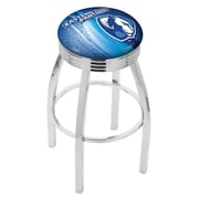 Holland Bar Stool NCAA 25'' Swivel Bar Stool w/ Cushion; Eastern Illinois Panthers