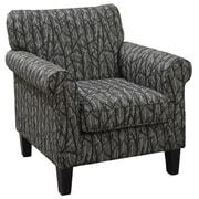Infini Furnishings Valentine Rolled Club Chair