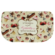 Bacova Guild Bonnie Marcus Desserts Memory Foam Kitchen Mat