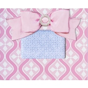 Renditions by Reesa Mod Embellished Picture Frame; Pink