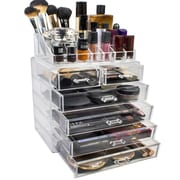Rebrilliant Makeup and Jewelry Cosmetic Organizer