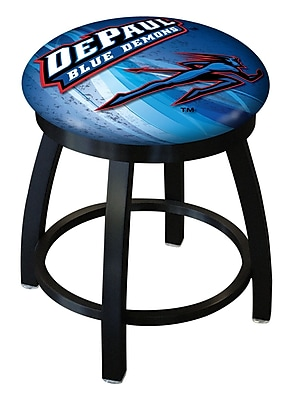 Holland Bar Stool NCAA Swivel Bar Stool; DePaul Blue Demons WYF078279775225