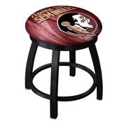 Holland Bar Stool NCAA Swivel Bar Stool; Florida State Seminoles