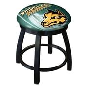 Holland Bar Stool NCAA Swivel Bar Stool; Wright State Raiders