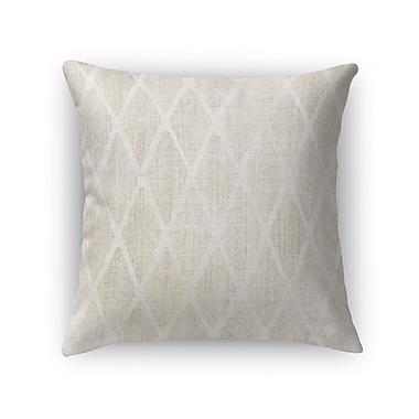 Kavka Fano Throw Pillow; 18'' H x 18'' W x 5'' D