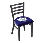 Holland Bar Stool NHL Stationary Side Chair; Toronto Maple Leafs